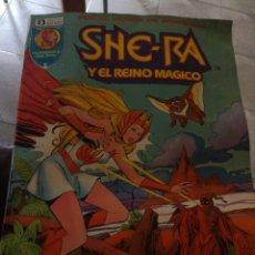Cómics: COMIC SHE-RA Y EL REINO MAGICO NUM 2 EDICIONES ZINCO. Lote 228571735
