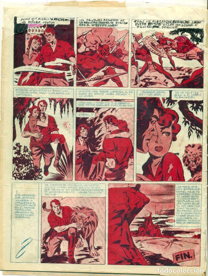 Cómics: ALEX DE EDITORIAL SIMBOLO COMPLETA 10 EJEMPLARES, CON DOS CON ALGUN DEFECTO - Foto 11 - 219696188