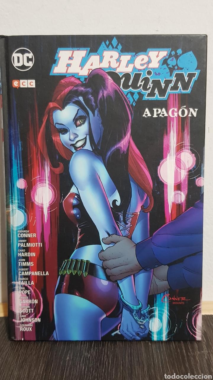 HARLEY QUINN - DC COMICS N°2 (Tebeos y Comics - Comics otras Editoriales Actuales)