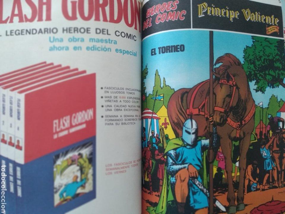 Cómics: Comic el Príncipe Valiente Tomo 1.números del 1 al 6.Edita Buru Lan.1972 - Foto 7 - 229307895