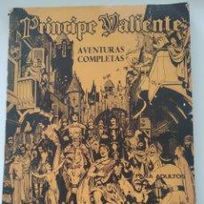 Cómics: COMIC EL PRÍNCIPE VALIENTE TOMO 1.NÚMEROS DEL 1 AL 6.EDITA BURU LAN.1972. Lote 229307895