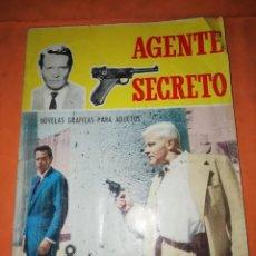 Cómics: AGENTE SECRETO. Nº 17. LOS TRAIDORES SIEMPRE PAGAN. EDITORIAL FERMA. 1966. Lote 229493330