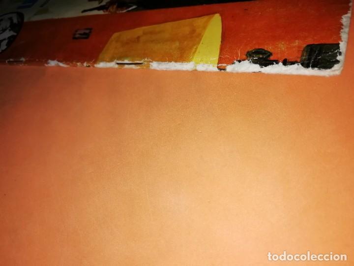 Cómics: THE ELLIOT NESS UNTOUCHABLES. Nº 4. EL CAMION QUE DERRIBA LAS PUERTAS DE ACERO. ARTIFI 1966 - Foto 4 - 229494295