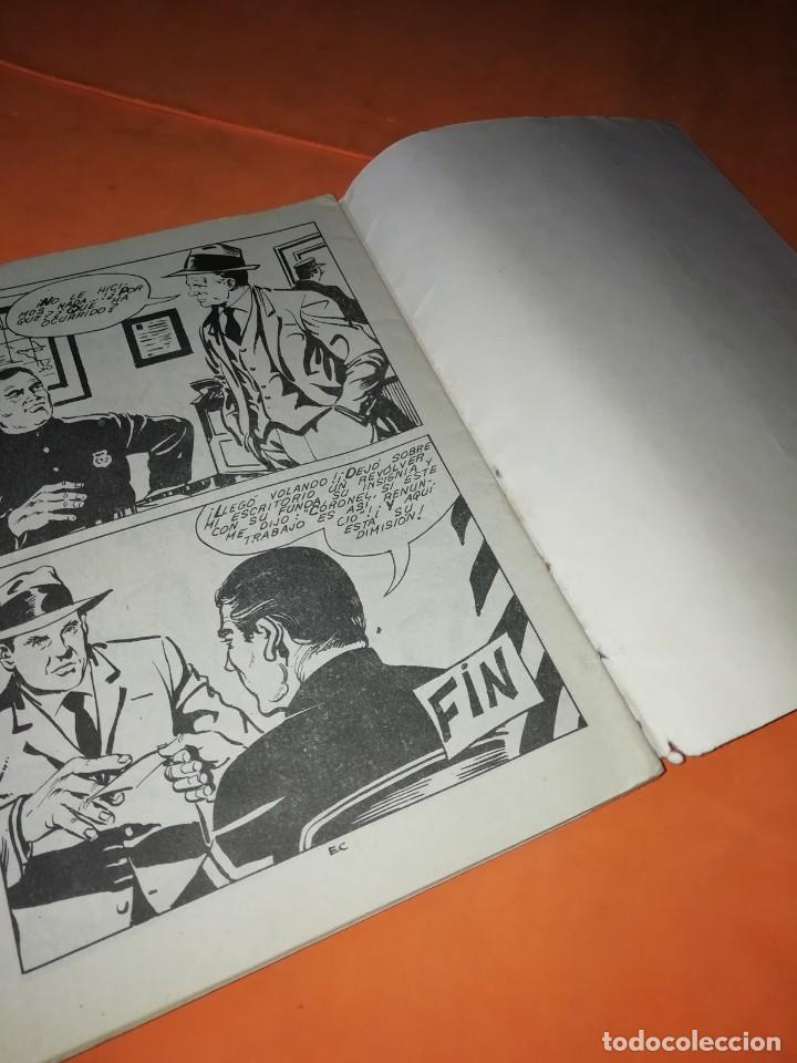 Cómics: THE ELLIOT NESS UNTOUCHABLES. Nº 4. EL CAMION QUE DERRIBA LAS PUERTAS DE ACERO. ARTIFI 1966 - Foto 6 - 229494295