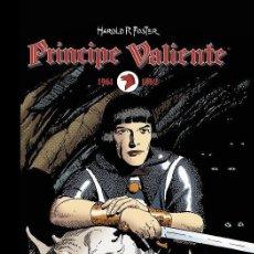 Cómics: PRINCIPE VALIENTE 13 (1961-1962) - DOLMEN / NUEVA EDICIÓN / TAPA DURA / HAROLD FOSTER. Lote 293664798