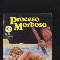 Cómics: PROCESO MORBOSO - Nº 11 DE 14 - AMOR ARRIESGADO - 1987 - EDITORIAL ASTRI S. A. -. Lote 266514203