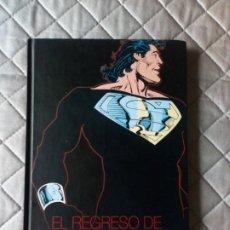 Cómics: EL REGRESO DE SUPERMÁN 250 PÁGINAS ECC. Lote 229704950
