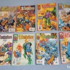 Comics : COLECCION LOS 4 FANTASTICOS , NUMEROS DEL 17 AL 24, MARVEL COMICS, BUEN ESTADO. Lote 229838310