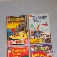 Fumetti: COLECCION CLASSIC FANTASTIC FOUR, NUMEROS DEL 6 AL 9, MARVEL COMICS, ESTADO NUEVO. Lote 230063415