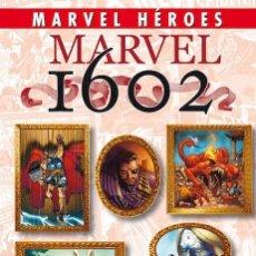 Comics : MARVEL 1602 (MARVEL HÉROES Nº 42). Lote 230562915