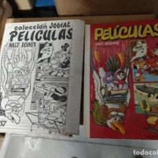 Cómics: PELICULAS Nº 37 COLECCION JOVIAL E.R,S.A. BUENA CONSERVACION ORIGINAL AÑOS 80. Lote 230761505