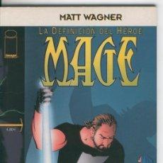 Comics: LA DEFINICION DEL HEROE MAGE NUMERO 5. Lote 230866590
