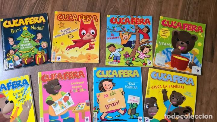 Cómics: Lote de 12 revistas Cucafera - Foto 2 - 230980380