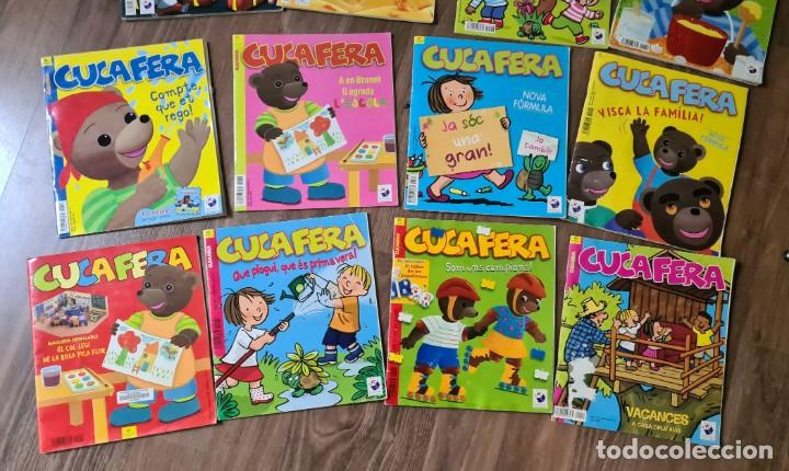 Cómics: Lote de 12 revistas Cucafera - Foto 4 - 230980380