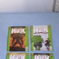 Fumetti: EL INCREIBLE HULK, NUMEROS 2,3,5 Y 13, MARVEL COMICS, ESTADO BUENO. Lote 231041140