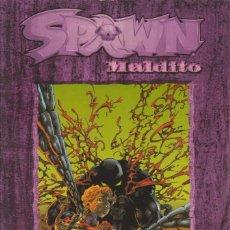 """Cómics: CÓMIC IMAGE """" SPAWN MALDITO """" ED, PLANETA / WORLD (FRMTO.PRESTIGIO). Lote 231149065"""