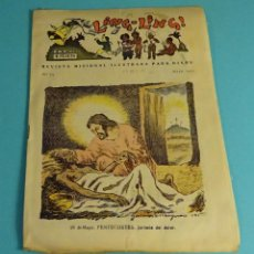 Cómics: LING LING !. REVISTA MISIONAL ILUSTRADA PARA NIÑOS. Nº 75 MAYO 1950. Lote 231204225
