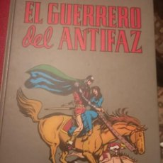 Cómics: 10 TOMOS COMIC EL GUERRERO DEL ANTIFAZ EDITORIAL ANDALUCÍA. Lote 231245100