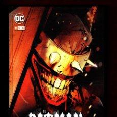 Cómics: EL BATMAN QUE RIE - ECC / DC / EDICIÓN INTEGRAL / TAPA DURA. Lote 230768385