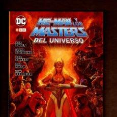 Cómics: HE-MAN Y LOS MASTERS DEL UNIVERSO 5 - ECC / DC / RÚSTICA. Lote 230867125