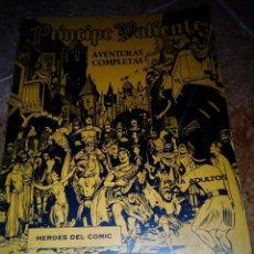 Cómics: EL PRINCIPE VALIENTE.RETAPADO DEL 1 AL 6.EDICIONES BURU LAN.1972. Lote 231669530