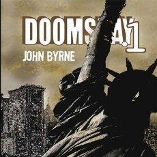 Cómics: DOOMSDAY .1 DE JOHN BYRNE - YERMO / EDICIÓN INTEGRAL. Lote 231965080