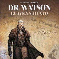Cómics: DR WATSON : EL GRAN HIATO - YERMO / EDICIÓN INTEGRAL / NUEVO Y PRECINTADO. Lote 231965910