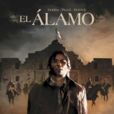 Cómics: EL ALAMO - YERMO / EDICIÓN INTEGRAL / NUEVO Y PRECINTADO. Lote 231966410