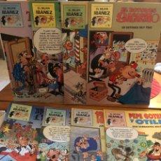 Comics : COLECCIÓN EL MEJOR IBÁÑEZ COMPLETA. DEL 1 AL 8.. Lote 232142185