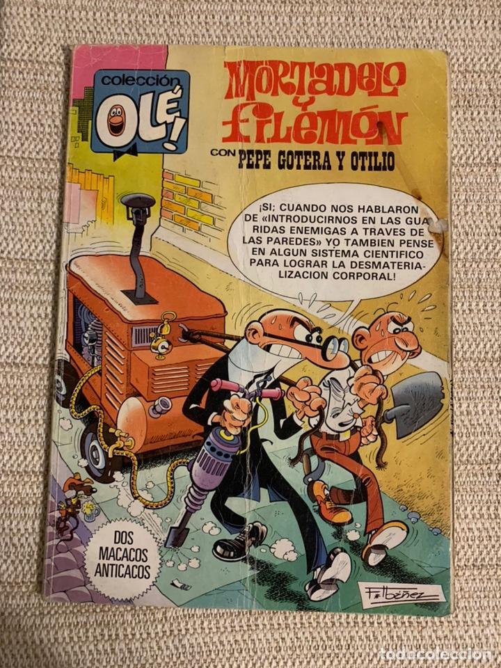 Cómics: 50 LOTE COMICS Y REVISTAS DE AÑOS 70 y 80 . - Foto 5 - 232233660