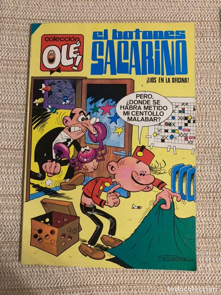 Cómics: 50 LOTE COMICS Y REVISTAS DE AÑOS 70 y 80 . - Foto 6 - 232233660