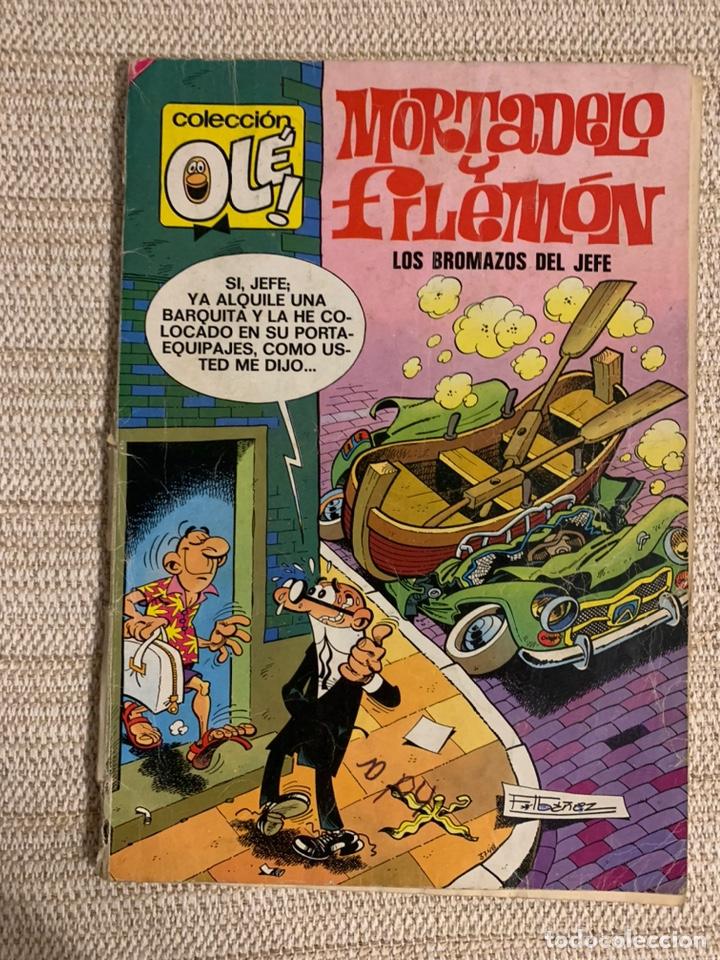 Cómics: 50 LOTE COMICS Y REVISTAS DE AÑOS 70 y 80 . - Foto 11 - 232233660