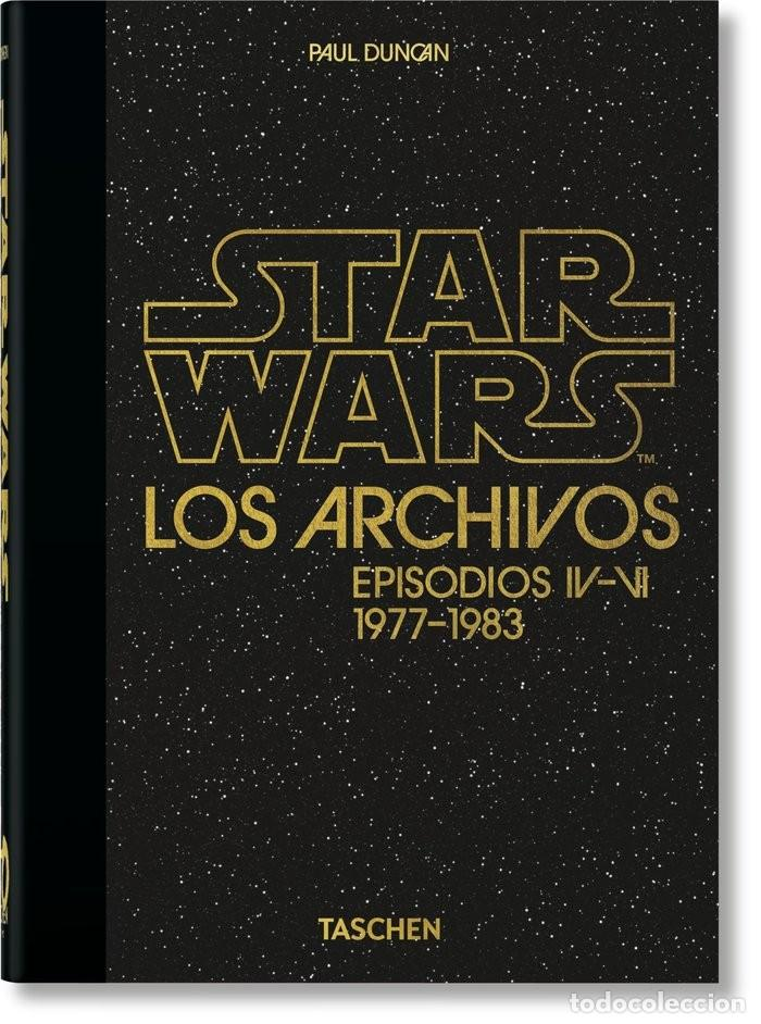 ARCHIVOS DE STAR WARS 1977 1983 40TH ANNIVERSARY EDITION (Tebeos y Comics - Comics otras Editoriales Actuales)