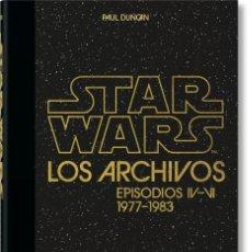 Cómics: ARCHIVOS DE STAR WARS 1977 1983 40TH ANNIVERSARY EDITION. Lote 245709555
