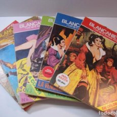 Comics : LOTE 6 TOMOS BLANCANIEVES Y LOS 7 ENANOS VICIOSOS. Lote 232422982