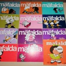 Cómics: COLECCIÓN MAFALDA - QUINO- EDITORIAL LUMEN, 1989. Lote 232443911