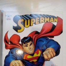 Cómics: SUPERMAN. LA GUÍA DEFINITIVA DEL HOMBRE DE ACERO. SELECTA VISIÓN.. Lote 232464695