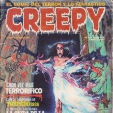 "Cómics: CÓMIC ` CREEPY "" Nº 59 ED. TOUTAIN "" LODELSCÒMICS "". Lote 232655263"