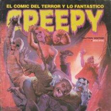 "Cómics: CÓMIC ` CREEPY "" Nº 72 ED. TOUTAIN "" LODELSCÒMICS "". Lote 232655328"