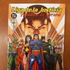 Cómics: LIGA DE LA JUSTICIA PESADILLA DE VERANO WAID NICIEZA JOHNSON ROBERTSON GRUPO EDITORIAL VID. Lote 232797560