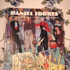 Comics : DANIEL TORRES: HISTORIETAS/ILUSTRACIONES 1980-1992, GENERALITAT VALENCIANA (CONSELLERIA DE CULTURA,. Lote 233243485