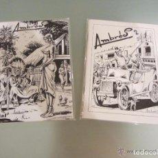 Cómics: ESPECIAL AMBRÓS 1 Y 2. EL BOLETÍN. Lote 233314635