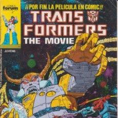 """Cómics: CÓMIC TRANSFORMERS Nº 50 ED. FORUM / MARVEL COLOR """" LODELSCÒMICS """". Lote 233598310"""