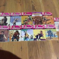 Cómics: ANTIGUOS 11 COMICS ESTEFANIA MARCIAL LAFUENTE DEL OESTE AÑO 1991. Lote 233608560