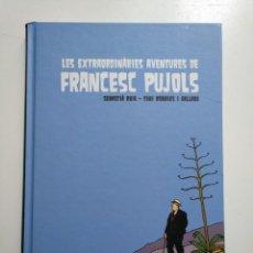 Comics: LES EXTRAORDINÀRIES AVENTURES DE FRANCESC PUJOLS. SEBASTIÀ ROIG, TONI BENAGES XC. Lote 233675490