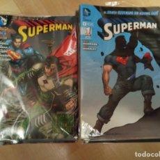 Comics : SUPERMAN NUEVO UNIVERSO GRAN MORRISON, NUMEROS DEL 1 AL 42. Lote 233719290