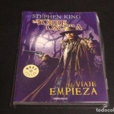 Comics : LA TORRE OSCURA. EL VIAJE EMPIEZA. TOMO 6. STEPHEN KING.ED DEBOLSILLO. MUY BUEN ESTADO. Lote 233788550