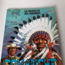 Cómics: COMANCHE - LA VUELTA DEL HAMBRE. Lote 233894980