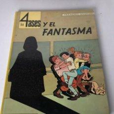 Cómics: LOS 4 ASES Y EL FANTASMA. Lote 233895950
