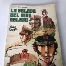 Cómics: LA BALADA DEL MAR SALADO. Lote 233896470